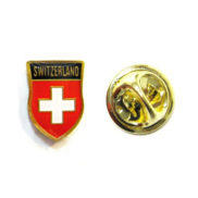 Pin's écusson suisse
