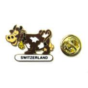 Pin's vache suisse