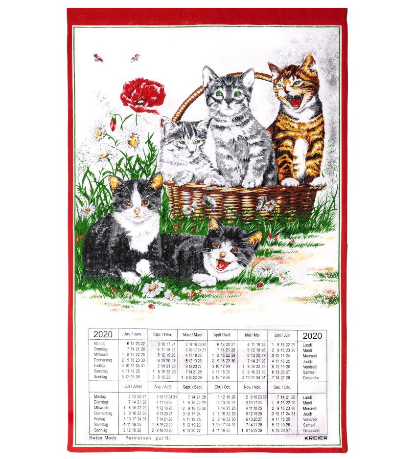 Calendario Taglio Legna 2020.Calendrier Suisse En Tissus 2020