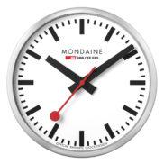 Horloge murale CFF Mondaine