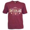 T-shirt suisse