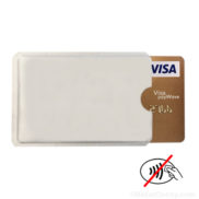 protection carte credit sans contact onde rfid