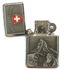 Zippo croix suisse