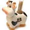 Porte cure dent vache suisse