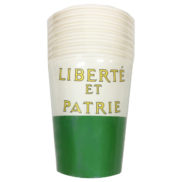 Gobelet drapeau Vaud