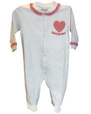 Pyjama bébé suisse