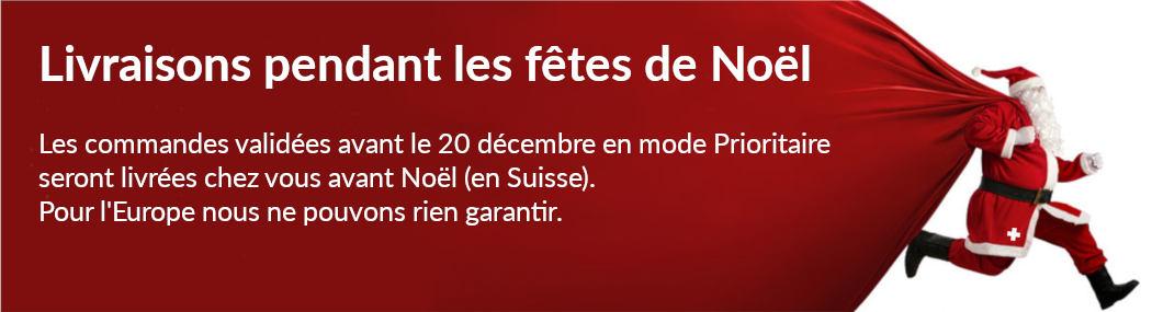 Cadeau de Noel suisse typique