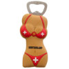 Décapsuleur bikini suisse