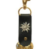 Petite cloche suisse porte-clé