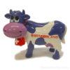 Statue vache milka