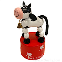 Wakuva vache suisse articulée