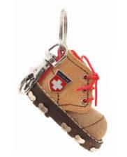 Porte clé chaussure de marche suisse