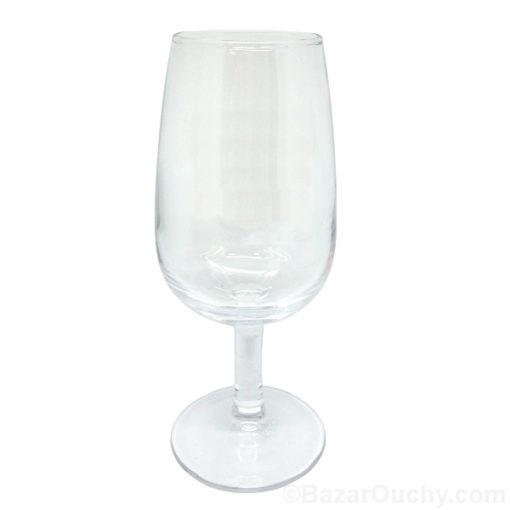 Petit verre a vin pied neutre