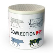 Mucking box cowlection