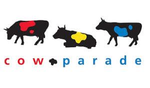 Cow Parade Vache de couleur