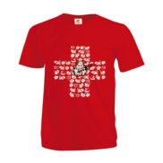 Children's Swiss cross T-Shirt
