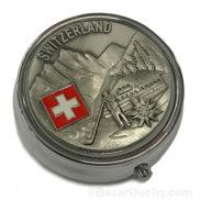 Boite à pillule suisse