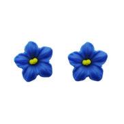 gentiane miniature décoration à coudre ou coller