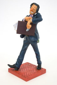 Statue FIgurine Le Businessman FO 84004