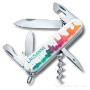 Couteau suisse LAUSANNE victorinox