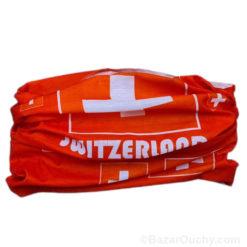Buff croix suisse