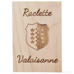 Support raclette valaisanne