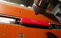 Gravure des couteaux suisses