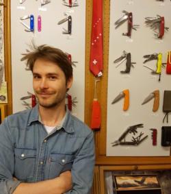 Matthieu (webmaster and knives master ;)